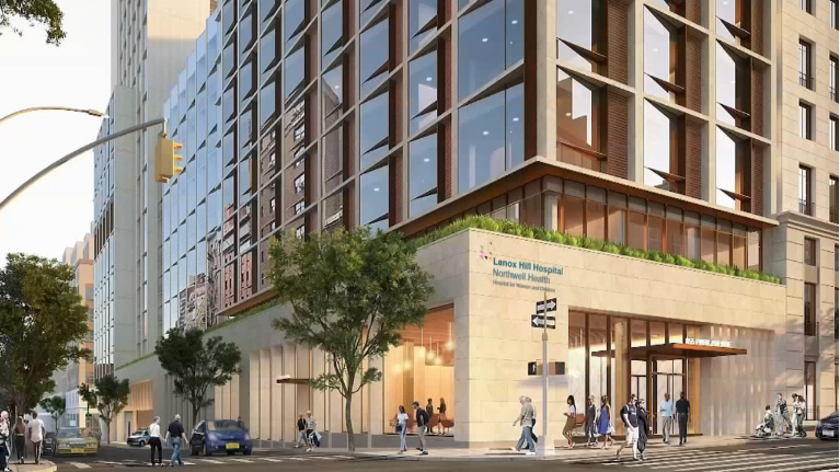 Lenox Hill Hospital Plans for Massive Expansion