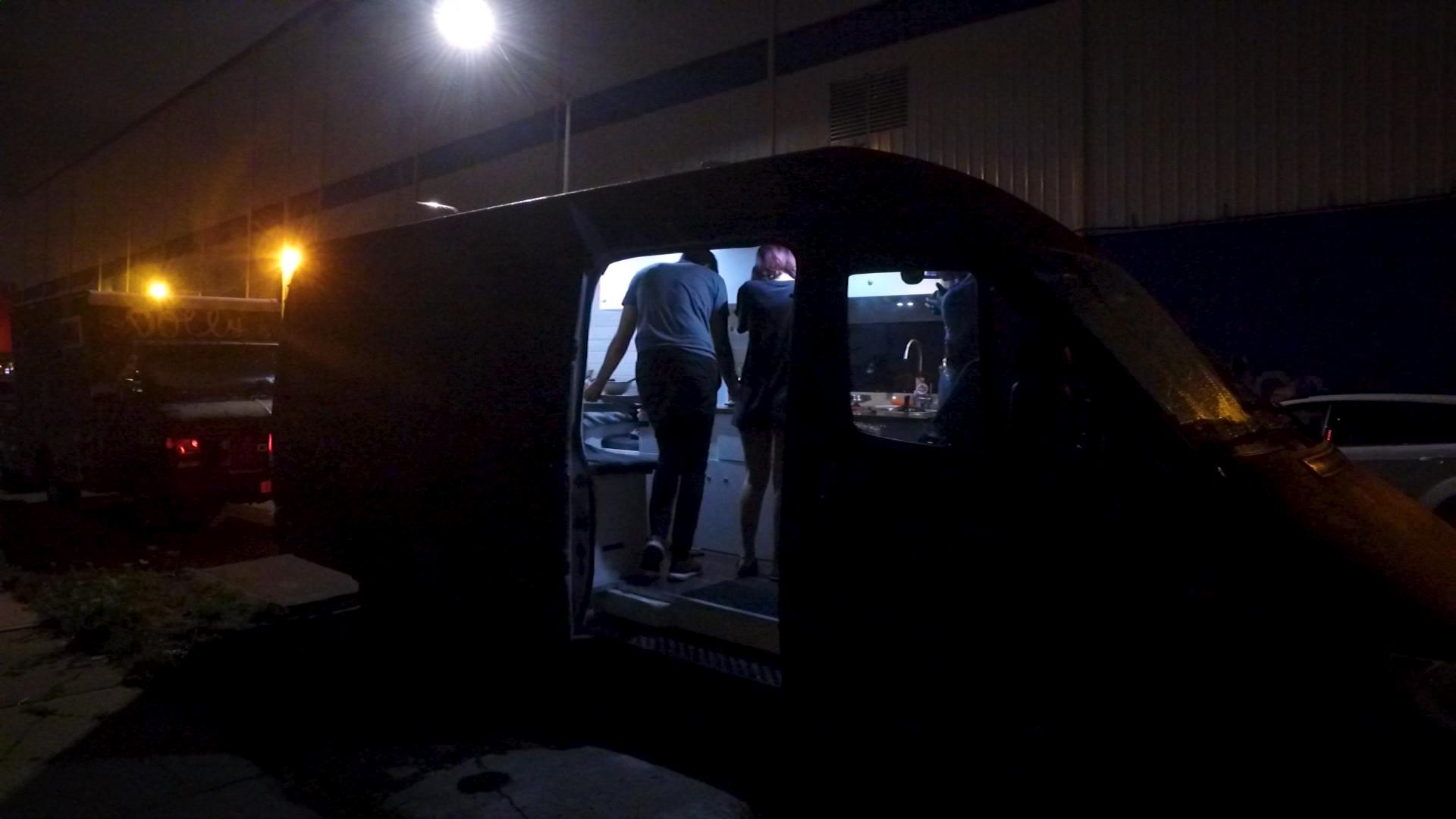 Inside New York City's Underground Van Life