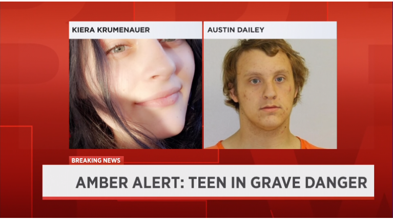 Amber Alert Canceled Missing 15 Year Old From Baraboo Safe